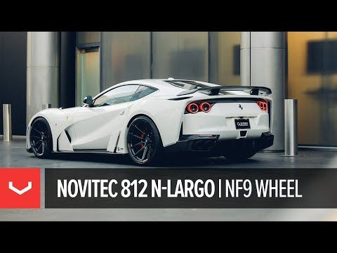 All Cars New Zealand Video Novitec 812 N Largo Tag Motorsports No In 2020 Motorsport All Cars Classic Cars