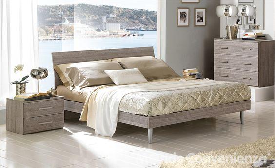 Letto Marina - Mondo Convenienza  furnish low cost  Pinterest