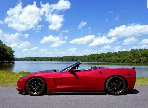 C6 Corvette Convertible Corvette Convertible Corvette Little Red Corvette