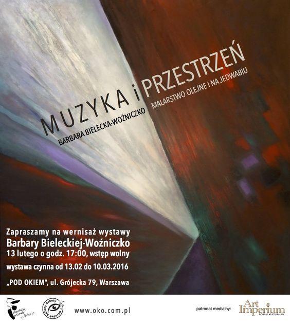 MUZYKA i PRZESTRZEŃ - Barbara Bielecka-Woźniczko