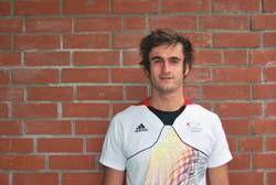 """Hannes Baumann war """"unser Mann"""" bei den Olympischen Spielen 2012 in London und segelte mit dem Boot der Klasse 49er nur knapp an den Top Ten vorbei. Foto: Jana Tresp"""