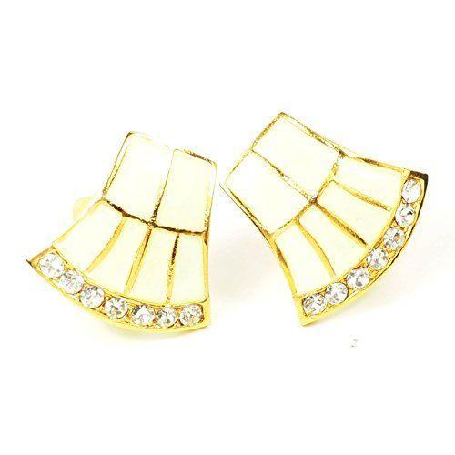 streitstones Metall-Ohrklips vergoldet, emailliert mit Swarovski Elementen bis zu 50 % Rabatt streitstones http://www.amazon.de/dp/B00VE7MZ7E/ref=cm_sw_r_pi_dp_kyygvb00DJY1H