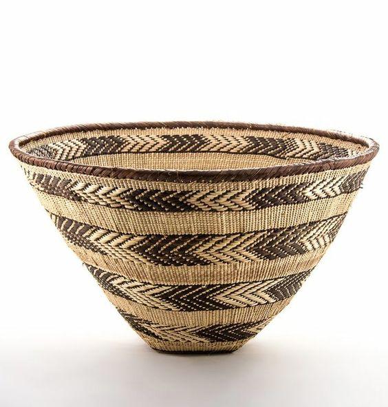 African Baskets: :: Batonga Basket, Design Afrika