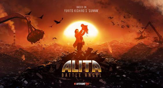 Alita: Battle Angel, film online subtitrat în Română