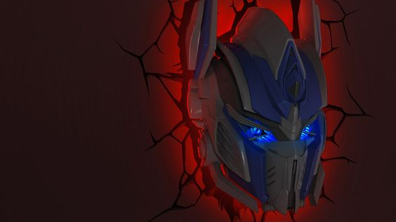 Optimus Prime | 3DlightFX