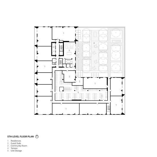 Gallery Of Vista North Pearl Condominiums Bora Architects 1 Condominium Architect Vista