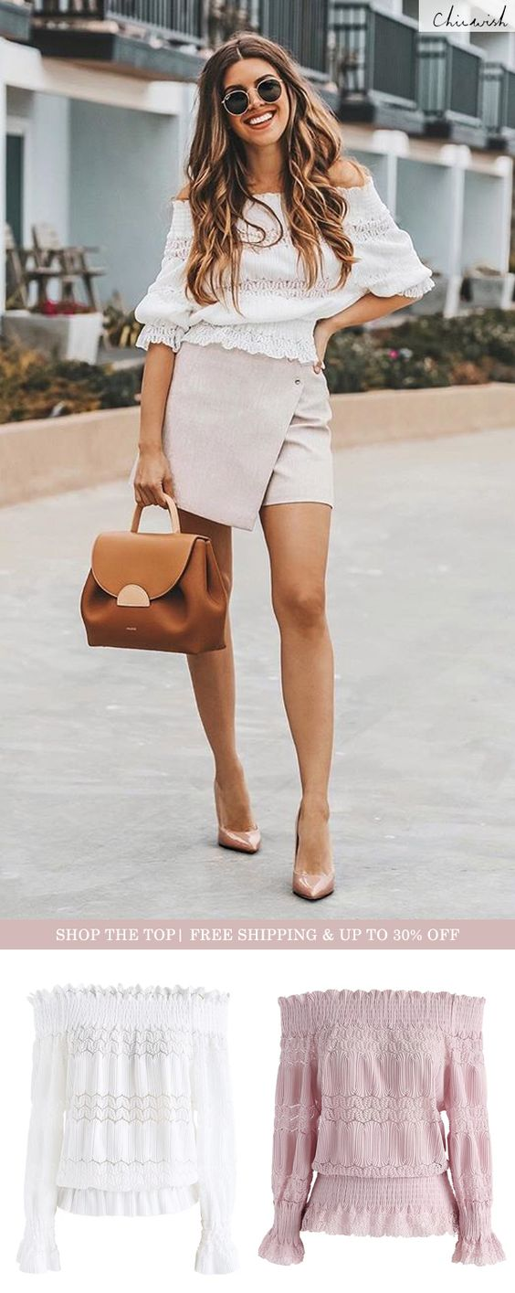 28 Spring Wear For You This Spring outfit fashion casualoutfit fashiontrends