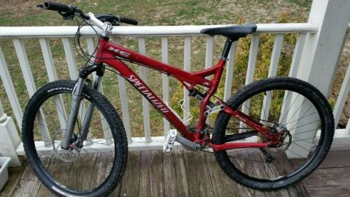 Buy 2006 Specialized Fsr Xc Pro Size L Full Suspension Mountain