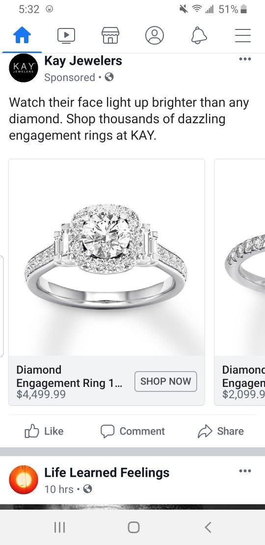 Pin By Lisa Roy On Rings Engagement Rings Face Light Kay Jewelers
