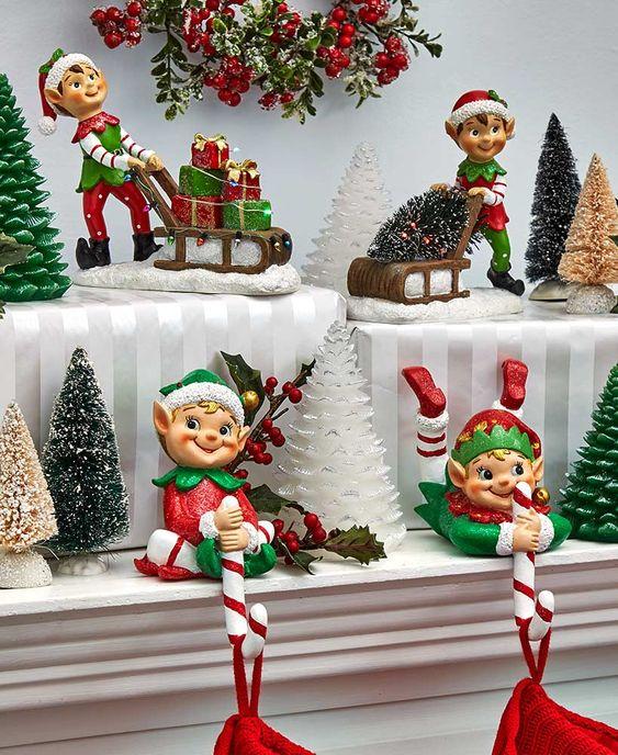 11 Darling Bottle Brush Trees Bottle Brush Christmas Trees Bottle Brush Bottle Brush Trees