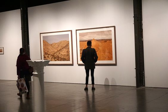 "José Guerrero. #Exposición ""Art Situations II"" (Arte Emergente España-Italia) #Matadero #Madrid #Arte #Art #ContemporaryArt #ArteConteporáneo #Arterecord 2016 https://twitter.com/arterecord:"
