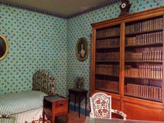 Marie Antoinette's prison cell
