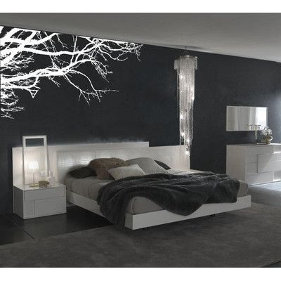 Innovative Stencils Tree Top Oak Branches Wall Decal Color: