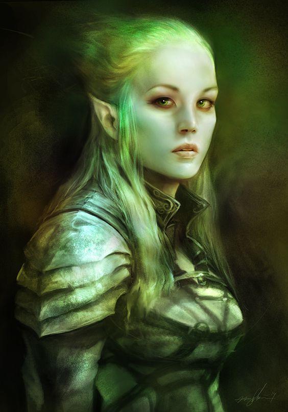 Elf girl dating show
