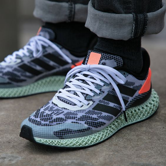 """adidas 4D Run 1.0 """"Signal Coral"""": Buy Here in 2020"""