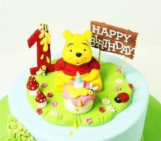 Winnie cake - CakesDecor