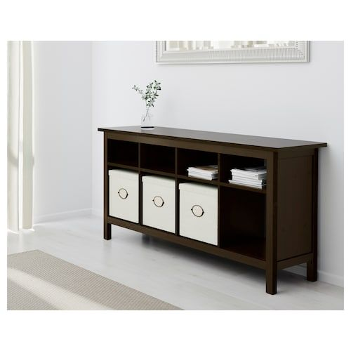 Ikea Liatorp White Glass Console Table Hemnes Black Sofa - White Console Table With Storage Ikea