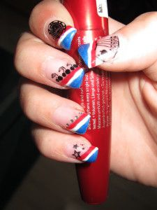 American Style Manicure | NEW NAILS - AMERICAN STYLE - Simply A. - ♥
