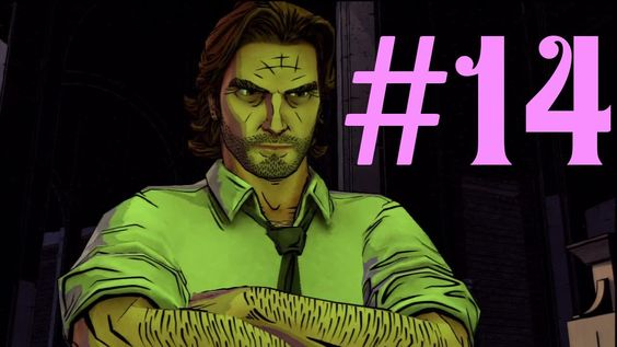 The Wolf Among Us - Part 15.14 Smoke & Mirrors 7 (+playlist)