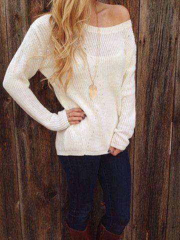 Cabin Fever Sweater – Lola Jeannine