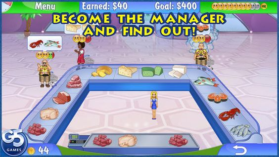 Supermarket Management 2 HD: Run your own grocery store from a roadside all the way up to a giant corporation
