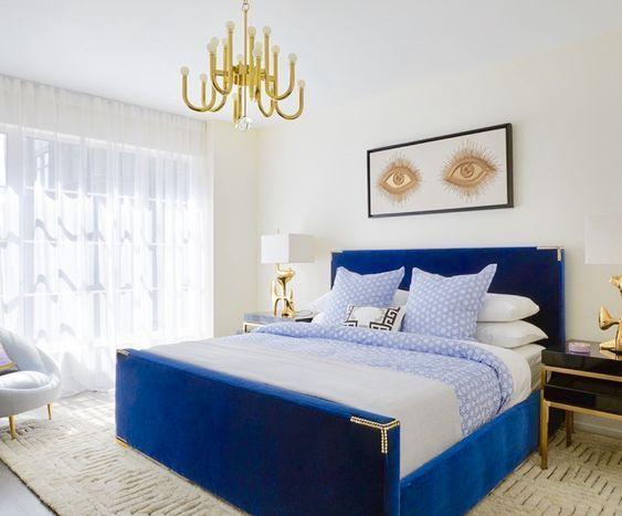 A Comprehensive Overview On Home Decoration Blue Bedroom Decor