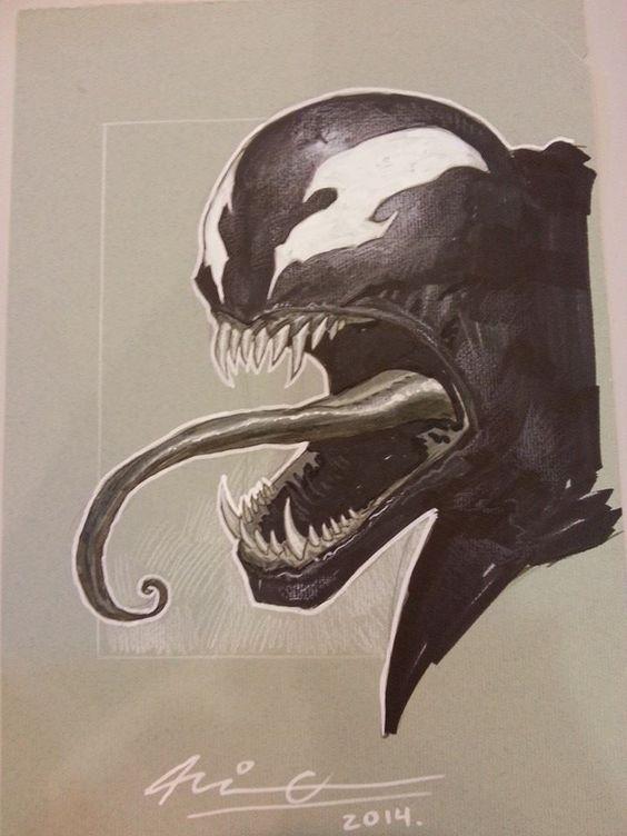 Venom by Ariel Olivetti *