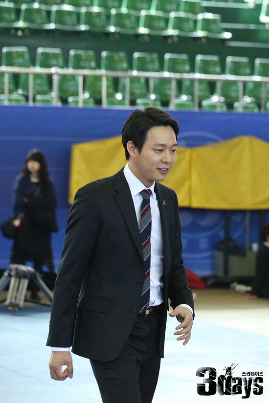 Park Yoochun - Three Days