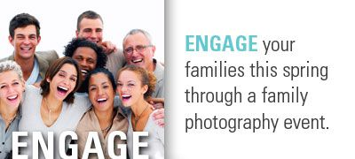 Engage your families through Lifetouch's Church Directory and Photography program.