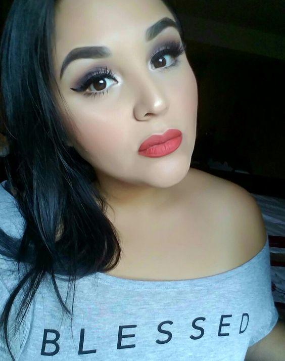 Kylie cosmetics lipliner in 22, Tee from Wet Seal ❤