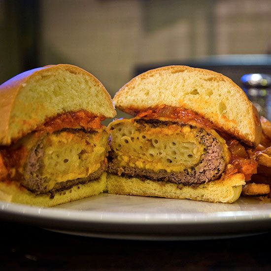 Southern Comfort Burger | 19 Mouthwatering Burgers That Will Leave You Speechless