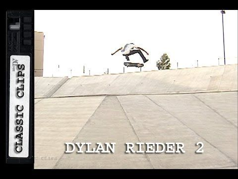 Dylan Rieder Skateboarding Classic Clips #160 Part 2 - http://DAILYSKATETUBE.COM/dylan-rieder-skateboarding-classic-clips-160-part-2/ - http://www.youtube.com/watch?v=kHlvkCzCDu0&feature=youtube_gdata  Part 2 of Dylan Rieder's Classic Clips! Enjoy! For more Skateboarding Classic Clips EVERY THURSDAY please subscribe: http://www.youtube.com/user/Skateintheday Subscribe here: http://www.youtube.c... - #160, classic, clips, dylan, part, rieder, skateboarding