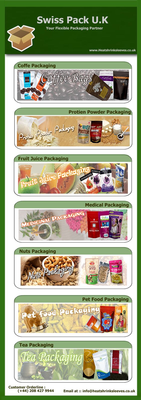 Swiss #Pack #UK - Your #Flexible #Packaging Partner