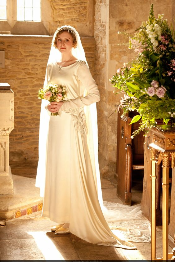 Image detail for - Downton Abbey ... Edith