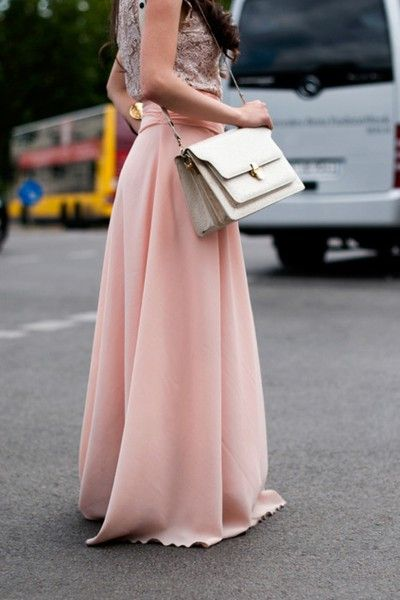 Formal Long Skirts And Tops