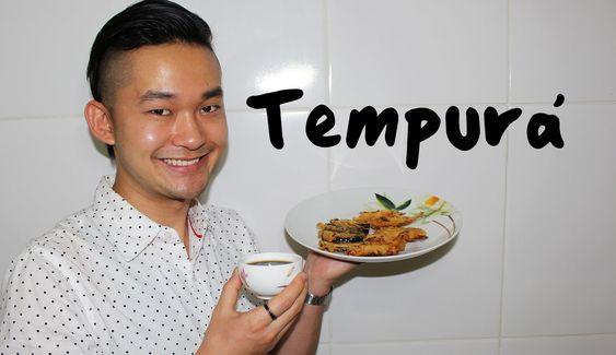 Tempurá | Cocuzinhando