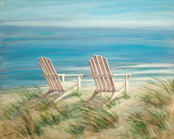 Art beach chairs adirondack chairs chairs photos chairs painting
