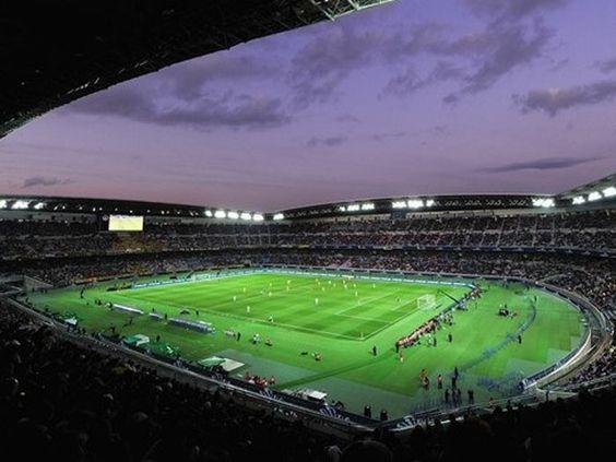 Impressionante! Veja fotos dos estádios mais lindos do mundo http://r7.com/7SLe #EsporteFantástico