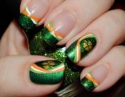 St.Paddy's Nails