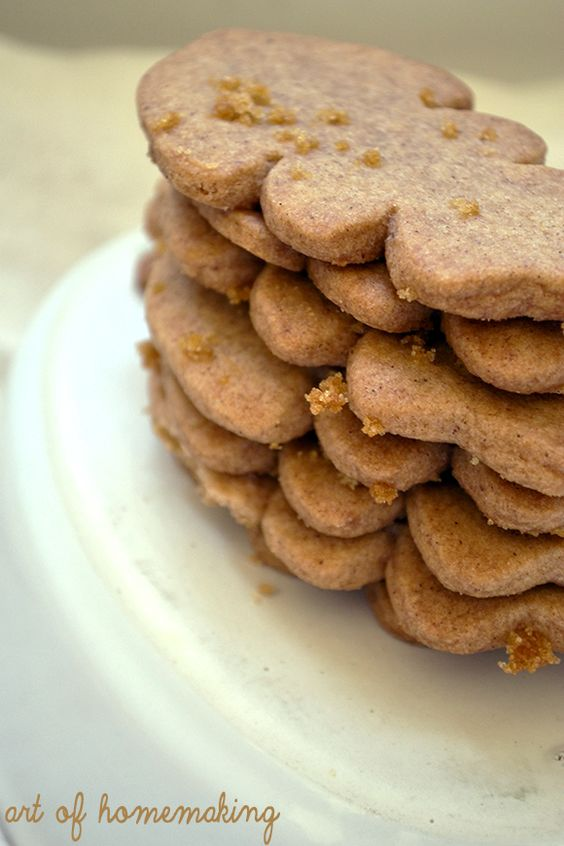 Biscoff Cookie Recipe ~ If you haven't had Biscoff cookies, you have a HUGE treat in store!