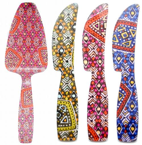 Marrakech serving utensils at Leif