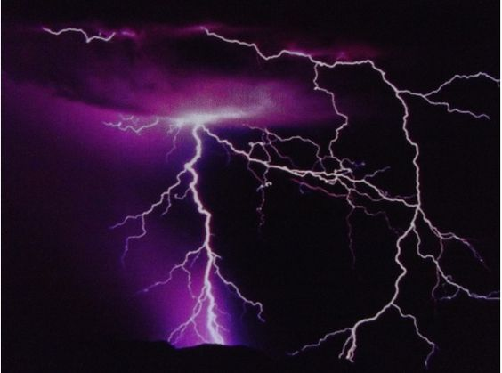 What's it about.......hmmm, how can I put this.....lightning!!!