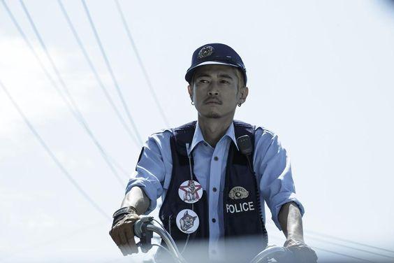 窪塚洋介の警官