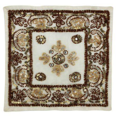Eid Decorazioni per il Ramadan islamico arte musulmana Zardozi Tapestry Set: Amazon.it: Casa e cucina