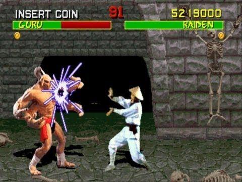 Mortal Kombat 1 Raiden Gameplay Playthrough - YouTube