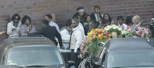 Jennifer Hudson Family Funeral - Bing images