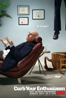 Curb Your Enthusiasm...Love this show to pieces!  Makes me laugh just thinking about it