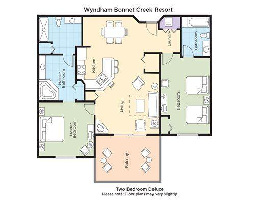 Wyndham Bonnet Creek Resort 6369 Details Rci Bonnet Creek Wyndham Bonnet Creek Wyndham