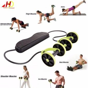 Reviews Home Total Body Fitness Gym Revoflex Xtreme Abs Trainer Resistance Exerciseitem Is Really Abdominal Exercise Equipment Body Positive Fitness Ab Trainer