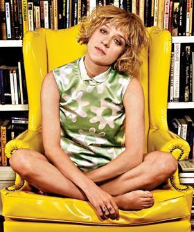 Chloe Sevigny's apartment is as cool as she is, no surprise here.